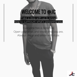 WELCOME TO @JC